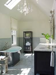 amazing master bathroom with cathedral ceiling pale yellow walls