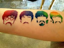 amazing beatles tattoos part 1 u2013 the beatles