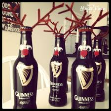 guinness reindeer tutorial the striped house