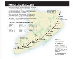 Staten Island Map Can You Get Around In Staten Island Without A Car New York Taxi