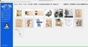 manual for iphone 5c wl 6 in 1 apple chip and hard disk test fixture for iphone 4s 5 5c