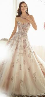 blush wedding dress trend luxury collection of blush wedding gown trend weddings