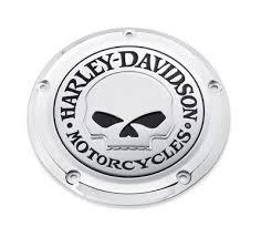 skull collection harley davidson mwts