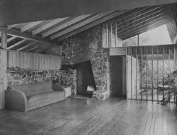 Schindler Lovell Beach House The R M Schindler List Los Angeles 1940s
