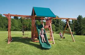 swing sets for small backyards for kids with backyard playground
