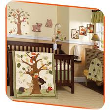 Lambs And Ivy Mini Crib Bedding by Lambs And Ivy Echo Crib Bedding