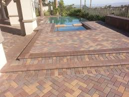 Concrete Patio Sealer Reviews by Paver Cleaning U0026 Sealing Vegas Henderson Las Vegas 702 701 0388
