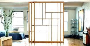 Diy Sliding Door Room Divider Sliding Room Dividers Large Sliding Door Room Dividers Diy