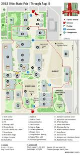 State Fair Map 20 Best Ohio State Fair Images On Pinterest Columbus Ohio The