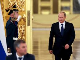 organized crime organized crime is now a major element of russia statecraft