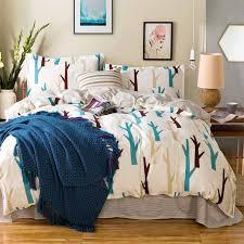 Princess Bedding Full Size Cotton Bedding Bed Comforter Sets Bohemian Bedding Bedclothes