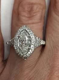 vintage engagement ring settings only wedding rings reset marquise marquise ring