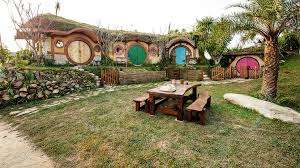 hobbit hole you can rent a beautiful hobbit hole inspired home in thailand nerdist