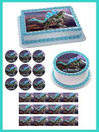 godzilla cake topper godzilla 2 edible cake topper cupcake toppers edible prints on