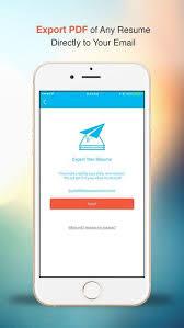 Best Free Resume App by Best Resume App My Resume Buildercv Free Jobs Screenshot Resume
