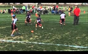 Charlotte Flag Football All Out Flag Football Youtube