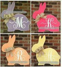 Wooden Outdoor Easter Decorations by Wood Project 14 Cute Easter Bunny Ideas Diy Home Decor By