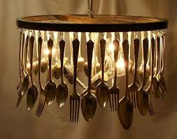 Unique Lighting Fixtures 21 Unique Lighting Design Ideas Recycling Tableware And Kitchen