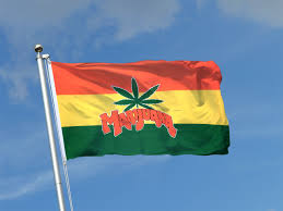 Weed Flag Marijuana 3x5 Ft Flag 90x150 Cm Royal Flags