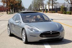 electric cars tesla tesla model s electric car live unveiling img 5 it u0027s your auto