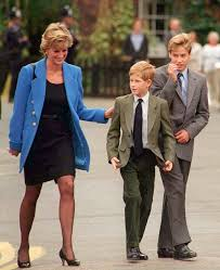 Where Is Diana Buried by Prince William And Prince Harry Quotes About Princess Diana