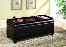 Coffee Table With Ottoman Seating Awesome Coffee Table With Ottoman Seating Taptotrip Me