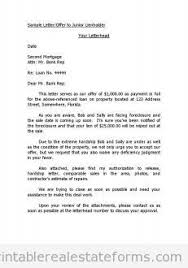 Real Estate Letter Templates Free real estate offer letter sle beneficialholdings info