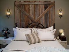 Rustic Bed Headboards by This Is My New Decorated Bedroom Used Old Ladder For Curtains And