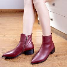 womens boots for winter 2017 womens boots autumn winter 2017 fashion leather casual