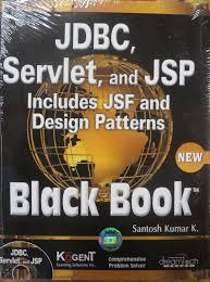 jdbc servlets and jsp black book new edition buy jdbc