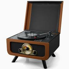 steepletone rico 3 speed 1960 s style record player cd player steepletone rico 3 speed 1960 s style record player cd player radio with mp3 to usb