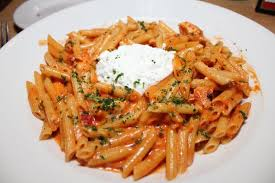 Five Cheese Marinara Sauce On Cavatappi Pasta With Chicken Meatballs - four cheese pasta from the cheesecake factory 1 1 2 cup ricotta