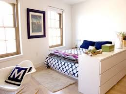 bed in the living room how to create a separate bedroom in a studio apartment apartment