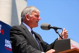 Seeking Graham Thousands Sign Petition Seeking To Ban Franklin Graham From