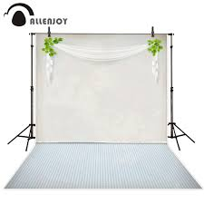 wedding backdrop measurements aliexpress buy allenjoy vinyl photo backdrop fabric white
