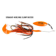 spinnerbait straight wire mag spinnerbait from bigtooth tackle company