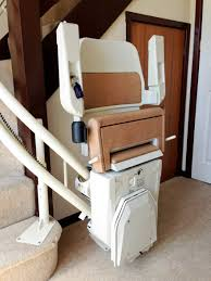 recycled and re manufactured curved stairlifts signature stairlifts