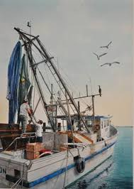 Nautical Painting Neil Adamson Watercolor Art Paintings Of Water And Landscapes