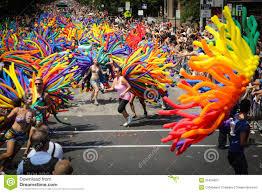 thanksgiving parade chicago chicago pride parade editorial stock image image 25424924