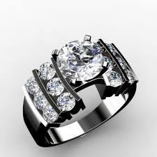 verlobungsringe weiãÿgold mit diamant 25 bästa idéerna om verlobungsring 1 karat på