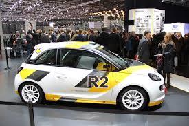 opel geneve salon de genève 2013 opel adam r2 rallye concept dark cars