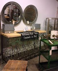 Hunting Home Decor Treasure Hunting Midland Arts And Antiques In The Garage
