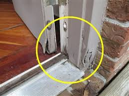 Installing Exterior Door Jamb What S Inspected During A Home Inspection Edmonton And Alberta