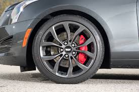 wheels for cadillac ats 2017 cadillac ats 2 0t test review motor trend