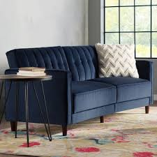 Blue Sleeper Sofa Best 25 Traditional Sleeper Sofas Ideas On Industrial