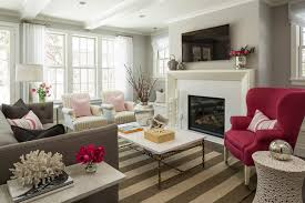 Creative Idea Red Accent Chairs For Living Room Brilliant Ideas - Red accent chair living room