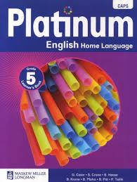 platinum english home language caps grade 5 learner u0027s book
