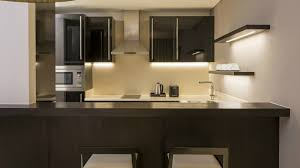 Interior Design Ideas 1 Room Kitchen Hotel Apartments Dubai Sheraton Grand Hotel Dubai