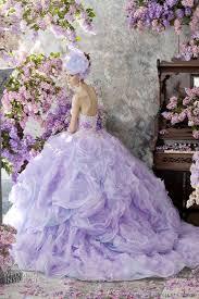 wedding dresses with purple detail stella de libero color wedding dresses wedding inspirasi