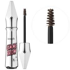What To Use For Eyebrows Gimme Brow Volumizing Fiber Gel Benefit Cosmetics Sephora
